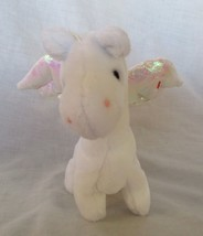 Ty Beanie Baby Magic The White Dragon 4th Generation 3rd Tush Tag PVC Fi... - $29.69