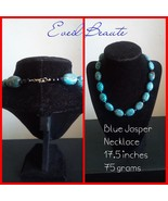 Blue Jasper Necklace - New! - $25.00