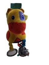 Bright Starts Giraffe Yellow Hanging Chew Play Baby toys  - $10.77