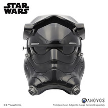 Anovos Star Wars Force Awakens First Order TIE Pilot Helmet movie prop R... - $671.04
