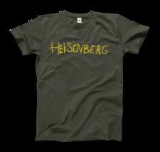 Heisenberg Graffiti, Walter White Breaking Bad T-Shirt - $19.75+