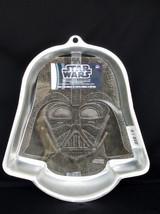 Wilton Cake Pan #2105-3035 Star Wars Darth Vader Cake Pan Unused - $342,31 MXN