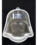 Wilton Cake Pan #2105-3035 Star Wars Darth Vader Cake Pan Unused - $18.50