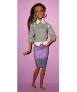 Barbie Style Grace Articulated Byron Lars Head Gorgeous Doll for OOAK or... - $36.00