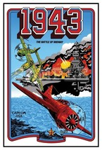 NEW - 1943 Poster 13x19 Photo Print - Free Shipping! Retro NES - Nintend... - $18.75