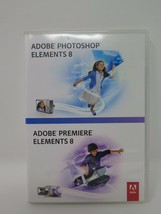 Adobe Photoshop Elements 8 Premier Elements 8 very good condition License Key - $19.79