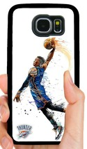 Russell Westbrook Okc Phone Case For Samsung Note Galaxy S5 S6 S7 S8 S9 S10 Plus - $11.99
