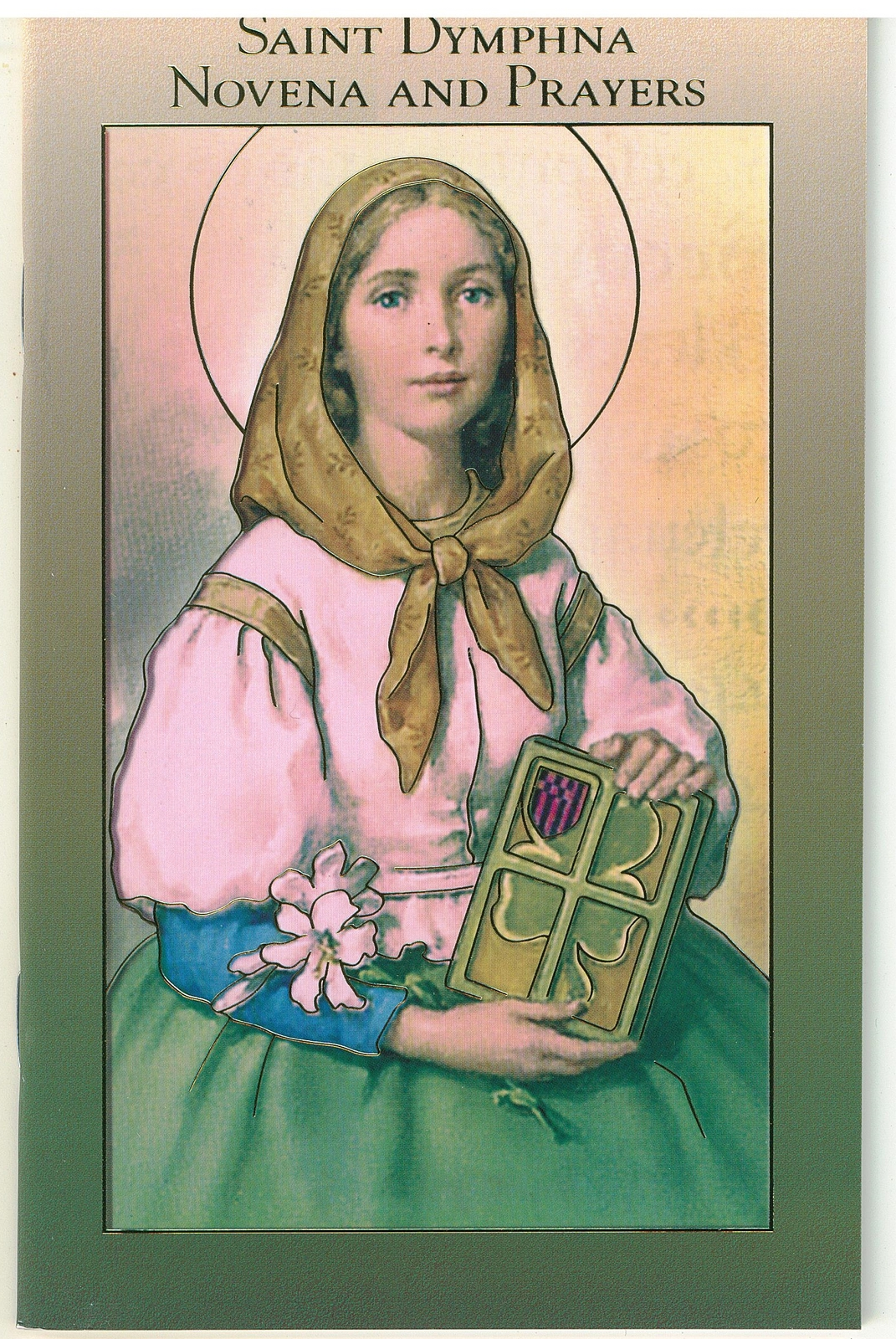 Primary image for Saint Dymphna Novena and Prayers