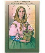 Saint Dymphna Novena and Prayers - $3.95