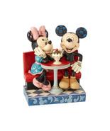 "6.25"" Love Comes in Many Flavors -Mickey & Minnie - Jim Shore Disney Tra... - $69.29"