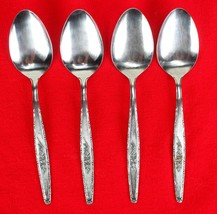 "4X Dinner Table Spoons Stylecraft SYF2 Stainless Satin Flatware 7 3/8"" S... - $18.81"