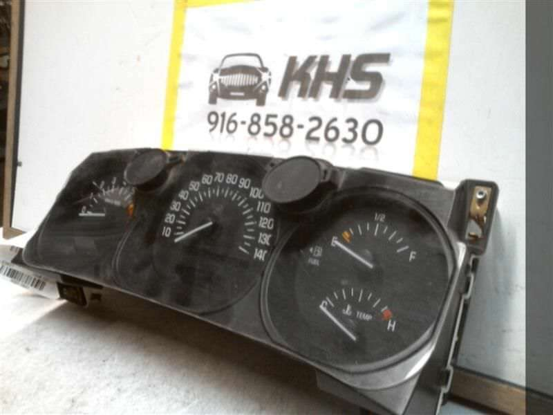 Primary image for Speedometer Cluster US With Tachometer Fits 00-01 LESABRE 120843