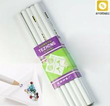 Nail Art Rhinestones Gems Picking Tools Pencil Wood Pen Pick Up Crystal ... - $5.53