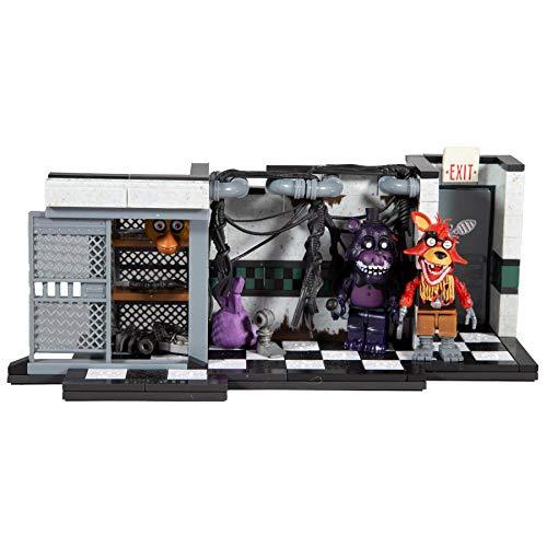 McFarlane - Five Nights at Freddy's Parts & Service MediumConstruction Set