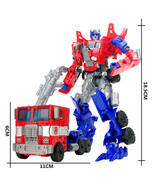 19cm Height Transformation Deformation Robot Toy Action Figures - $19.98