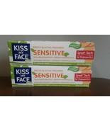 Kiss My Face Sensitive Toothpaste, Orange Mint Gel, 4.5 Oz - $19.68