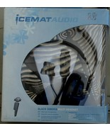 Icemat Audio Black Siberia Multi Headset - In Box - NOT WORKING, FOR PAR... - $16.82