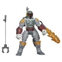 Star Wars Hero Mashers Episode VI Boba Fett Disney Hasbro - $5.94