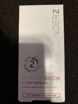 WUNDER2 WUNDERBROW - Eyebrow Gel for Waterproof Eyebrow Makeup - Brunette - $12.38