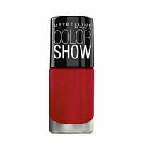 Maybelline Color Show Bright Sparks, Power of Red 708,New York Fashion w... - $15.02