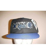 Orlando Magic Basketball NBA Vintage Blue Black Adult Unisex Cap One Siz... - $28.21