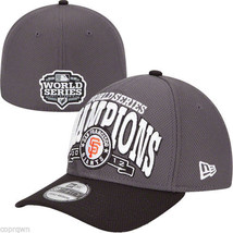 San Francisco Giants 2012 World Series Champions S/M On Field Hat NWT Ships Free - $19.16