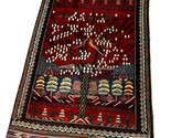 Antique Bahktiari Persian Rug Birds Tree of Life Carpet Hand Knotted Wedding - €2.691,43 EUR