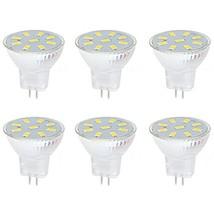Ei-Home 5733-9 SMD MR11 LED Bulbs, AC/DC 10-30V Flood Light Bulb,Replace Halogen