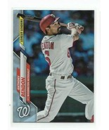 2020 Topps card #11 - Rainbow Foil - Anthony Rendon - LL - Nationals - N... - $1.25