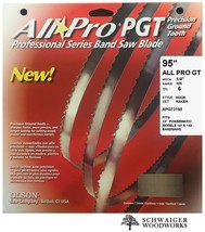 "Olson All-Pro Band Saw Blade 95"" inch x 1/4"", 6TPI for Powermatic 141 & 143 - $24.99"