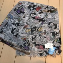 Disney ANNA SUI Alice in wonderland Collaboration stall Cashmere 10% Ray... - $121.77
