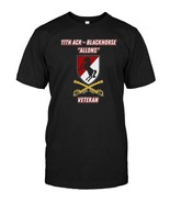 11th Armored Cavalry Regiment   for 11th ACR vets T shirt - $17.99+