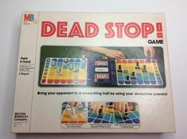 1979 Milton Bradley Dead Stop Board Game - Free Shipping - $29.02