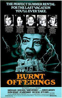 Primary image for Burnt Offerings - 1976 - Movie Poster