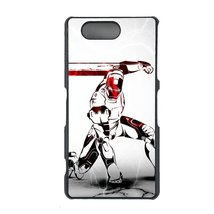 Avengers, Iron man Sony Z4 Compact, Z4 mini case Customized premium plastic phon - $11.87