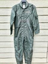 1978 Nwot Us Air Force Nomex Fire Resistant Flight Suit Green CWU-27/P - 42L - $113.85