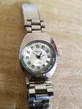 RARE VINTAGE CLMAX JAPAN MOVT WOMEN WATCH.UNTESTED.SOLD AS IS. - $18.69