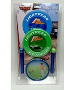 Ring Toss Game Disney Pixar Cars Light-year by What Kids Want Inc. New - $12.86