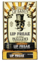 Dr Lip Bangs Lip Freak CLOCKWERK ORANGE Moisturizing Natural Buzzing Lip... - $6.50