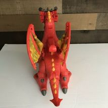 Fisher Price Imaginext Eagle Talon Red Castle Dragon image 3