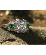 Haunted Djinn Ring and Ancient Emerald Tablet Spells Supernatural Powerh... - $188.88