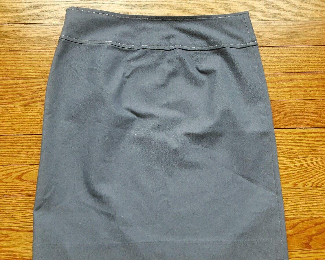 LIQUID Brand Womens size 2 Gray blue Skirt Golf Tennis Athletic
