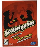 Hasbro Scattergories Board Game, Model Number A5226, Ages 13+ - $18.99