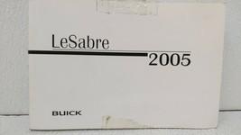 2005 Buick Lesabre Owners Manual 72922 - $15.66