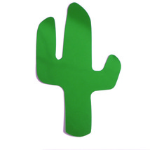 Cactus Cutouts Plastic Shapes Confetti Die Cut FREE SHIPPING - £5.32 GBP