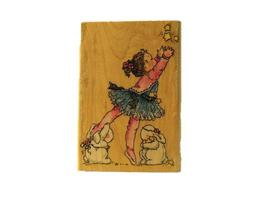 Penny Black-Reach For the Stars-Rubber Stamp- #4078K image 1
