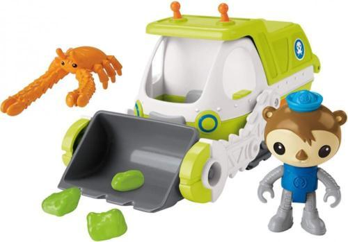 Fisher-Price Octonauts GUP-Y and Shellington