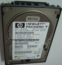 HP P2472A 22 Instock MAJ3091MC 9GB SCSI 80PIN 3.5in Drive Tested Free USA Ship