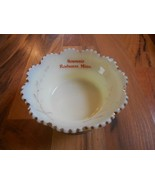 Old Vintage souvenit travel memorabilia Rochester Minnesota Bowl milk co... - $9.99