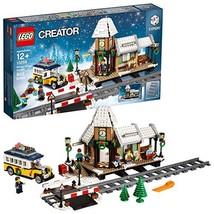 LEGO Creator Expert Winter Village Station 10259 Building Kit - $91.57